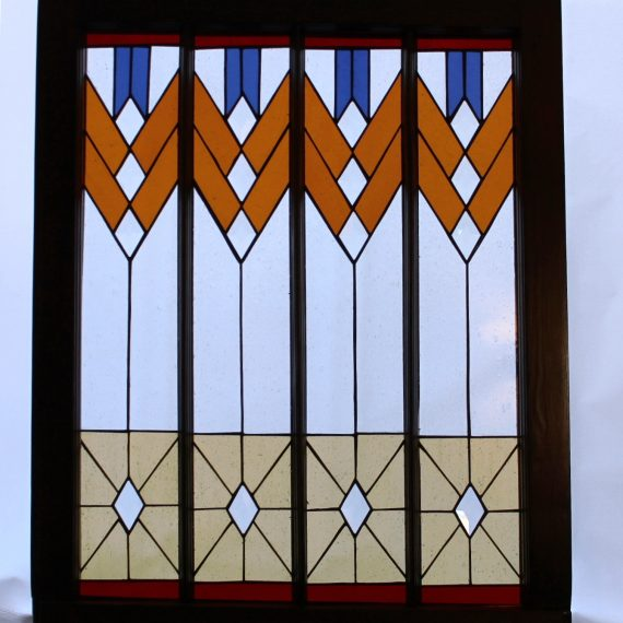 Prairie Style Window